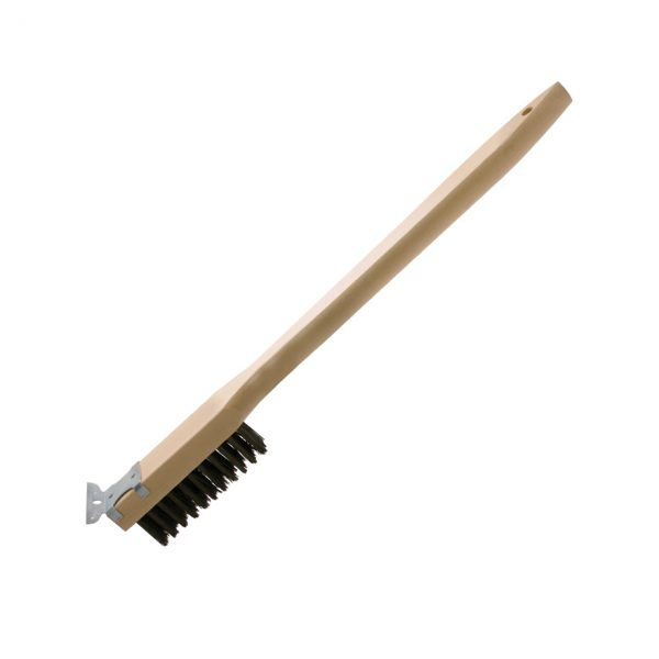 BBQ Brushes with Grill Scraper