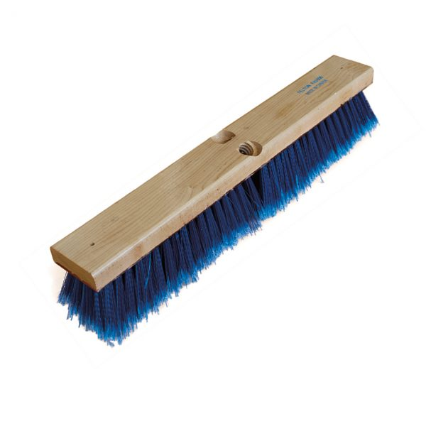 Sweeping Broom Blue Boy