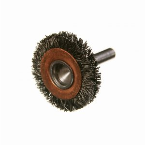 Circular Crimped Wire Wheel Brush