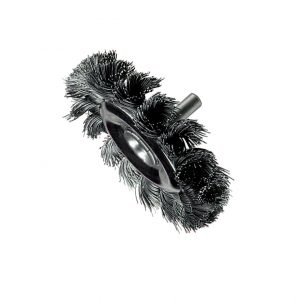 Circular Knotted Wire Wheel End Brush