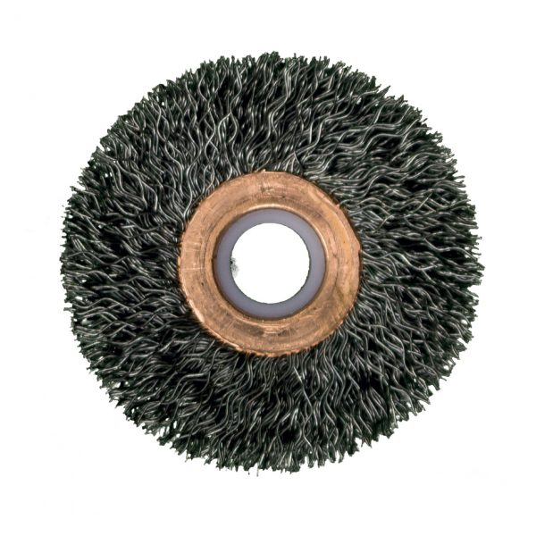 Copper Center Wire Wheel Brushes
