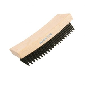 Curved Back Block Brush