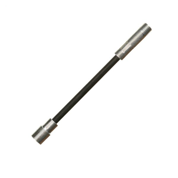 Fiberglass Twisted Wire Extension Rods
