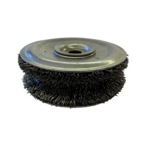 Grooved Major Wire Wheel Brush
