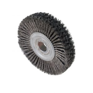 Heavy Duty Wire Descaling Wheel