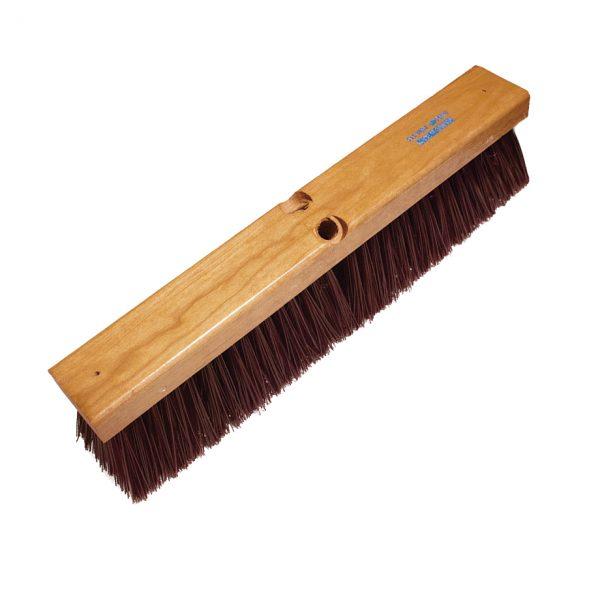 Heavy Duty Push Brooms