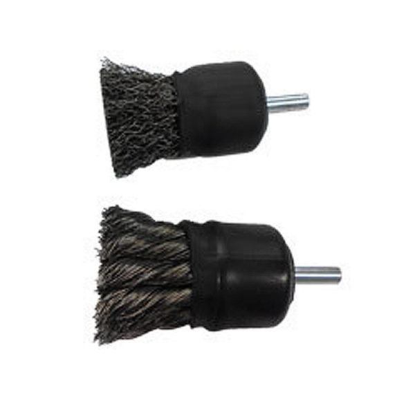 Scuff Guard End Brushes
