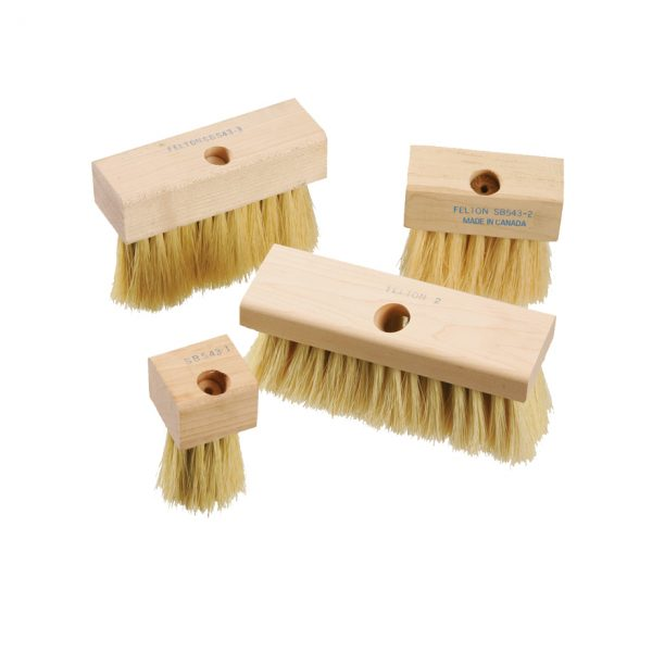 Roofers Brushes