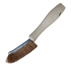 Platers Brush | Bronze