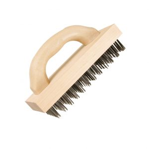 Farrier Flat Wire Brush