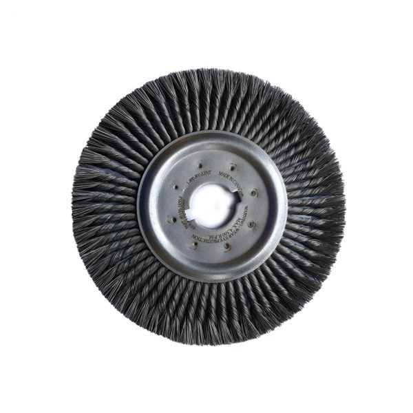 Steel Knotted Pipe End Deburring Brushes