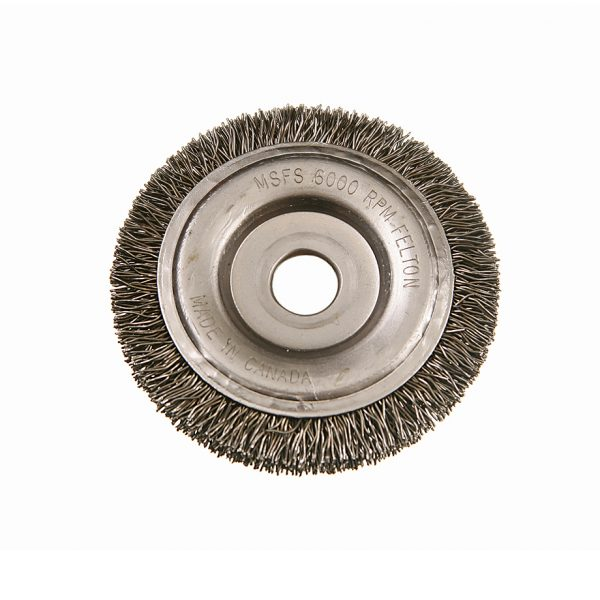 Utility Wire Wheel Brushes