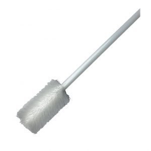Metal Free Flexible Twist Tube Brush