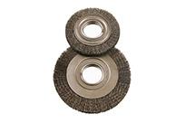 deburring brush wheels